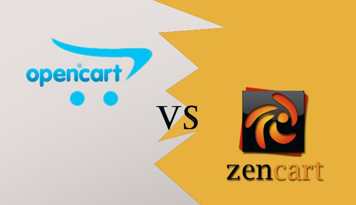 Opencart vs Zencartcomparison