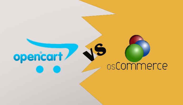 opencart vs oscommerce comparison