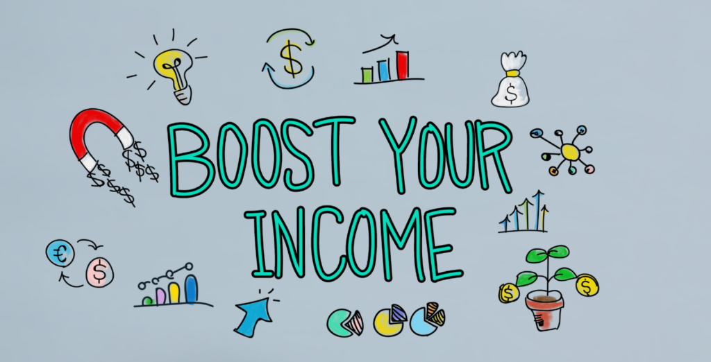 3 ways to boost your passive income